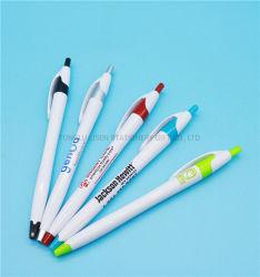 Penna poco costosa personalizzata di marchio del Javelin del dardo in azione