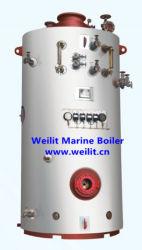 Lsk Oil-Fired Marine verticale de la chaudière à vapeur