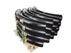 Gli accessori per tubi di ASTM A234 Wpb/A860 Wphy60/ANSI B16.9/gomito/T/riduttore/protezione/pittura/caldo neri galvanizzano la curvatura di tubo da 135 gradi