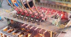 De Machine van het ononderbroken Afgietsel (CCM) voor de Spatie van de Plaat in het Maken Steek