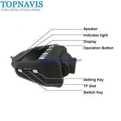 OE 1080P de Sony de 2 pouces de 140 degrés Night Vision DVR cachés