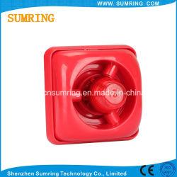 Corno/sirena del fuoco dei prodotti di obbligazione di sistema del segnalatore d'incendio di incendio di prezzi di fabbrica