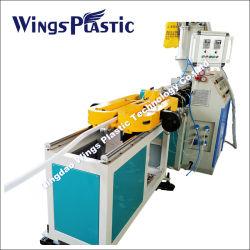 Nouvelle conception de la ligne de production unique en PVC/ tuyau ondulé de machines à double paroi avec un bon prix