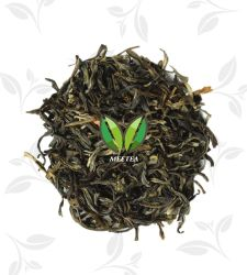La European American Maojian lame de ressort sur le marché du thé Jasmin Thé vert