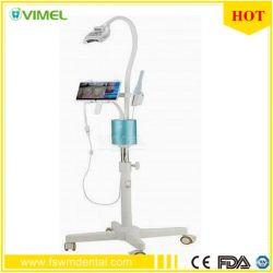 Стоматологическая Mobile Отбеливание зубов Отбеливание зубов система светодиодной подсветки лампы