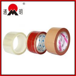 Personnaliser le logo et l'adhésif coloré BOPP Bande d'emballage