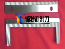 Candy Packaging MachineのためのパッキングSerrated Blade HSS Material