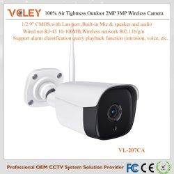 Full HD 4G sans fil caméra de sécurité extérieure de l'eau Accueil Bureau de sécurité CCTV Caméra Hotel Use