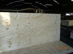 Contre-plaqué décoratif de bonne qualité pour des meubles
