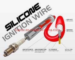 Collegare del cavo di accensione/spina di scintilla con il silicone puro di 100%