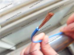 0,75 mm, 1.0mm, 1.5mm Insualted en PVC souple sur le fil de cuivre H07V-K