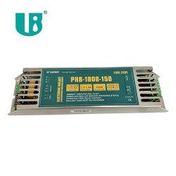 PH8-1800-150 1.8A Gpha 150W357t6l 57W UVC ballast électronique léger transformateur d'amalgames Gpha843t6l 127W CE