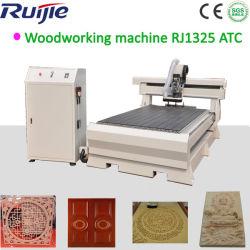 Atuo Hilfsmittel-Wechsler CNC-Fräser-Maschine (RJ1325)