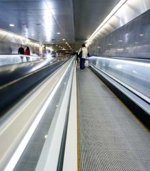 Srhの移動通路及び乗客のコンベヤー(GRM15)