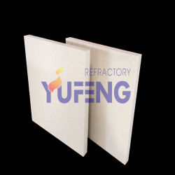 Fieltro de fibra de cerámica refractaria / fieltros de fibra