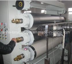 PVC Haustierplastikblatt Vorstands Extrusion Machine Linie