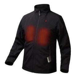 방수 Breathable 건전지 격렬한 Softshell 재킷