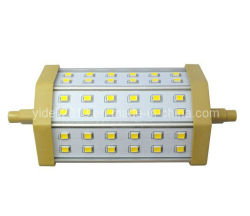 AC85-265V 200degree SMD 2835 R7s СИД Lamp 10W