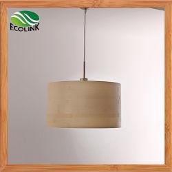 La conception créative de bambou pour l'intérieur de la lampe de plafond décoratif