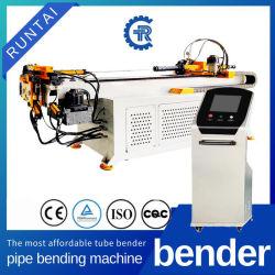 제조 부서는 Rt38CNC 3축 3D 튜브 벤더 CNC를 판매합니다 NC 수동 자동 서보 금속 배기 SS 압연 유압 파이프 기계 가격 굽힘