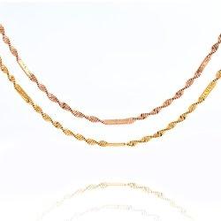 Colar de jóias de Cadeia em relevo para o bracelete trançado Acessórios Óculos de design de jóias