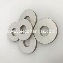 Pzt5h materiale piezoelettrico trasduttore Piezo anello ceramico per Tonpils Transduser