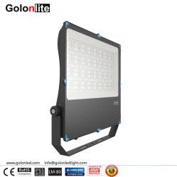 A fábrica de alumínio fundido marcação IP66 Farol Slim 10W 20W, 30W, 50W, 70W 80W 250W 300W Tennis Stadium LED reflector 100W 150W 200W Projector LED