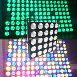 25x 30W RGBW 멀티칩 헤드 25 * 30W COB RGB LED Pixel Matrix Beam Wash Light(픽셀 매트릭스 빔 가로등