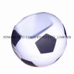 Ballon de soccer en mousse PU Téléphone mobile Titulaire cadeau stress toy