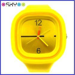 De Horloges van het Kwarts van de Gelei van het Silicium van de Gift van de bevordering
