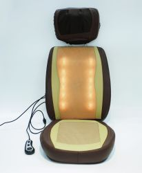 Stoel van de Massage van de Bil van de Massage van de Taille van Massager van de hals de Achter Synchrone Multifunctionele