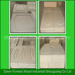 Du grain du bois de couleurs Film PVC et armoire porte armoire de cuisine