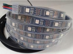 Bande visuelle de Pixel accessible d'effet de musique de bande de Ws2811 LED