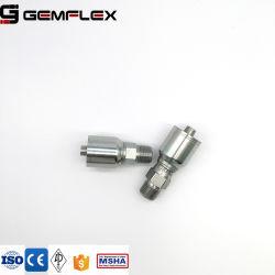 Npt-hydraulische Schlauch-Kupplung-Hochdruckrohr-Teile