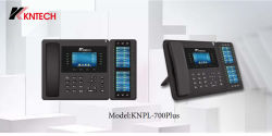 VoIP Desktop Phone Media-Rich Enterprise IP-telefoon met Bluetooth, SMS, HD Voice Conference