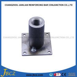 Verstärkungsstahlstab-mechanischer verbindener Koppler (12mm bis 40mm)