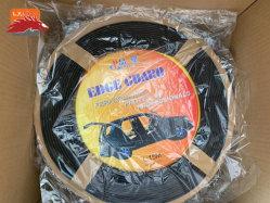 Auto accessoire décoratif de porte de voiture en plastique de protection de rebord