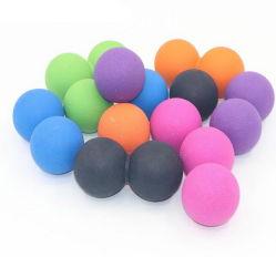 Los dedos de agarre de silicona suave de la bola de ejercicio de la terapia de masaje de mano de agarre balón