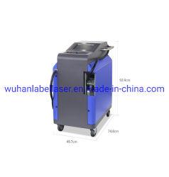 Limpieza láser de alta velocidad de oxidación Pistola de Herramienta de eliminación de la máquina