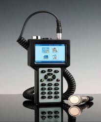 Tester di vibrazione infrarosso d'equilibratura del rivelatore di temperatura dell'unità di vibrazione della macchina portatile dell'analizzatore