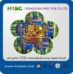 Revestido de cobre de la impresora Hoja laminada, Fr-4 Placa PCB