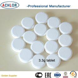 De Tablet van de Desinfectie van de Chloor SDIC en TCCA 2g 3G 5g 20g 200g