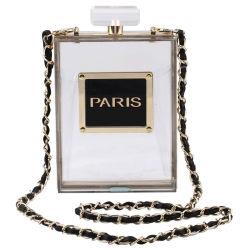 高品質の女性アクリルのきれいな方法ブランドの夕方のクラッチ・バッグ