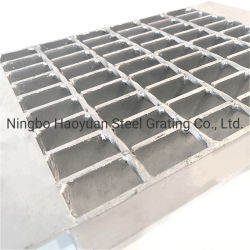 Diamante de aluminio perforado Rejilla de seguridad para entornos aceitosos tablón