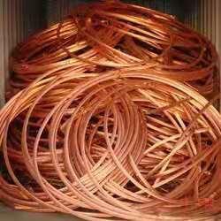 El cobre Millberry chatarra de cobre, cable de la chatarra de cobre rojo de la pureza del 99,95% de las ventas directas y cobre 99,99%.