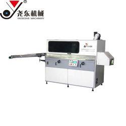 De auto Machine van het Instrument van de Etikettering van de Fles van de Sticker van Labeler van het Document Zelfklevende