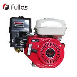 FP168FB 4-Stroke sondern industriellen Treibstoff des Zylinder-6.5HP 196CC OHV/Benzin-Motor aus