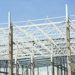 Сборные больших Span пространства металлические рамы здание экономичные ТЕБЯ ОТ ВЕТРА большой стальной конструкции склад для промышленности