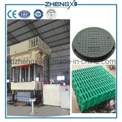BMC/SMC 200T/315T/500T/800t en matériau composite plaque d'égout Presse hydraulique de la machine de moulage