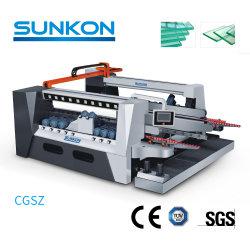 (CGSZ) стекла производственной линии двойного стекла машины окантовки